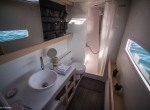 Outremer Catamaran 4X photo 19 interior bathroom