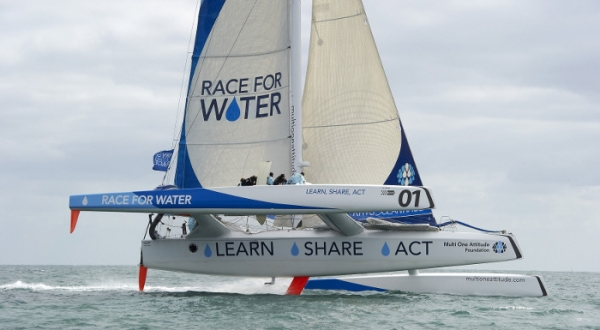 RACE FOR WATER - MOD 70 Trimaran