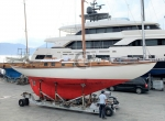 1946 Cornu 13.5m Bermudan Sloop 'JALINA' for sale 022