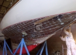 1946 Cornu 13.5m Bermudan Sloop 'JALINA' for sale 024