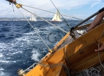 1946 Cornu 13.5m Bermudan Sloop 'JALINA' for sale 028