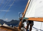 1946 Cornu 13.5m Bermudan Sloop 'JALINA' for sale 029