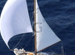 1946 Cornu 13.5m Bermudan Sloop 'JALINA' for sale 031