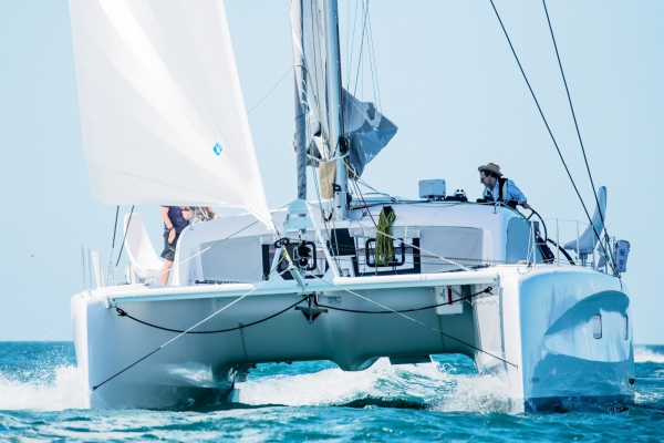 OUTREMER 45 - NEW BOAT