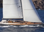 AEGIR - 82ft Maxi Sailing Yacht