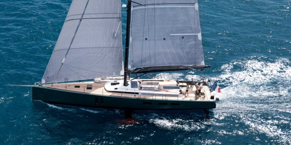 Shamlor - 67ft Sailing Yacht