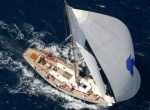 1935 Marconi 13.5m Bermudan Cutter 'MANTA' for sale 002