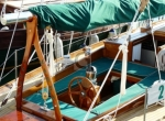 1935 Marconi 13.5m Bermudan Cutter 'MANTA' for sale 025