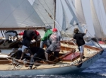 1935 Marconi 13.5m Bermudan Cutter 'MANTA' for sale 026