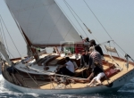 1935 Marconi 13.5m Bermudan Cutter 'MANTA' for sale 029