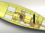 CHESSEA Converted Volvo 60 Sailing Yacht 007