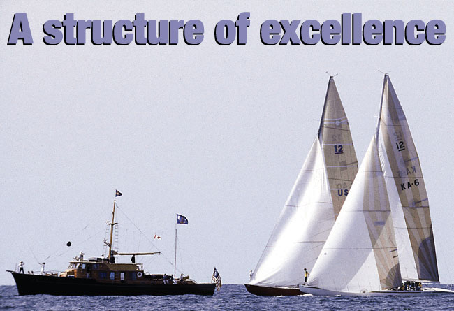 A structure of excellence