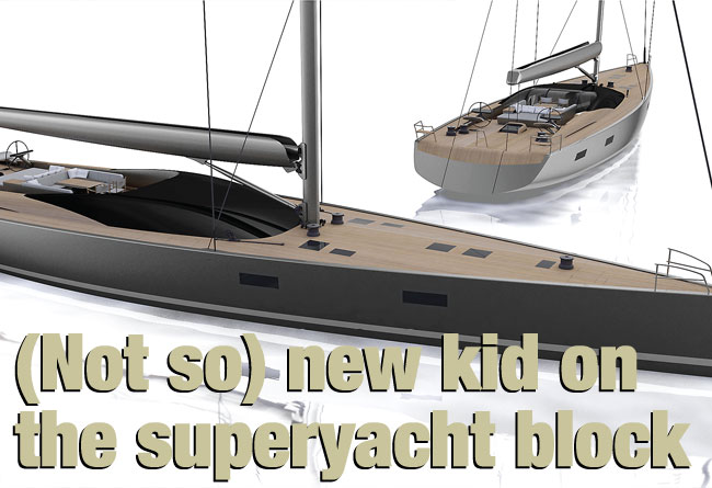 (Not so) new kid on