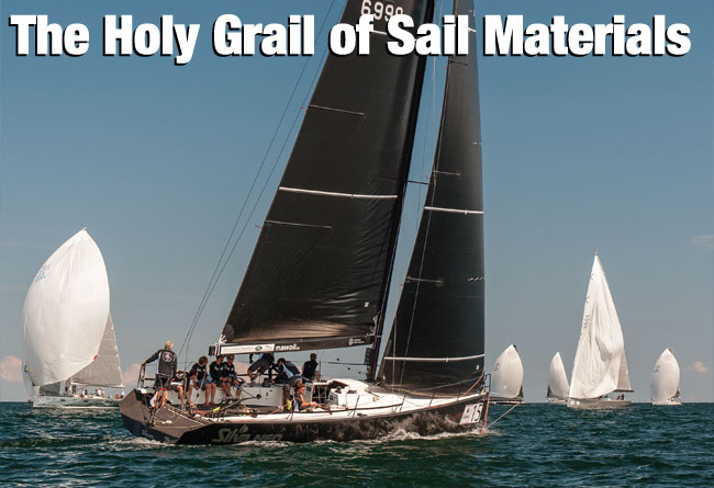 The Holy Grail of Sail Materials