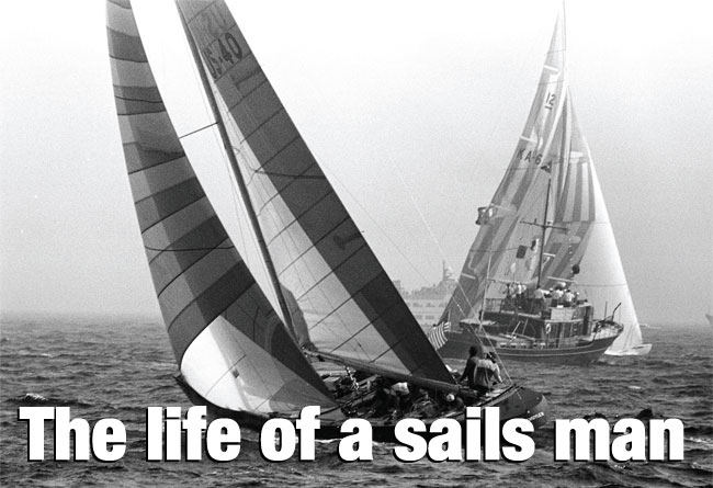 The life of a sails man