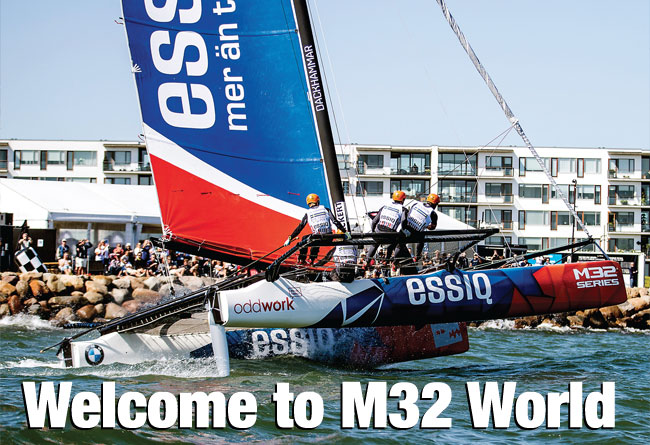 Welcome to M32 World