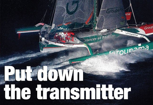 Put down