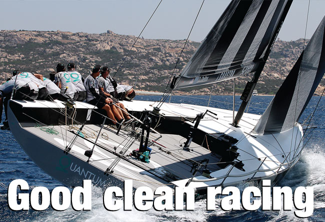 Good clean racing