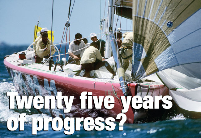 Twenty five years of